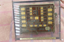 Photos of the Shuttle Shuttle Flight Core Memory Page Courtesy of Paul Sollock, NASA Johnson Space Center